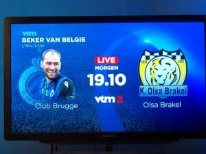 Ruben Van Gucht over Brugge-OLSA
