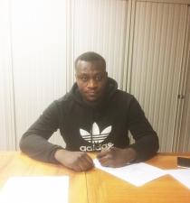Andre Ntambue versterkt onze aanval