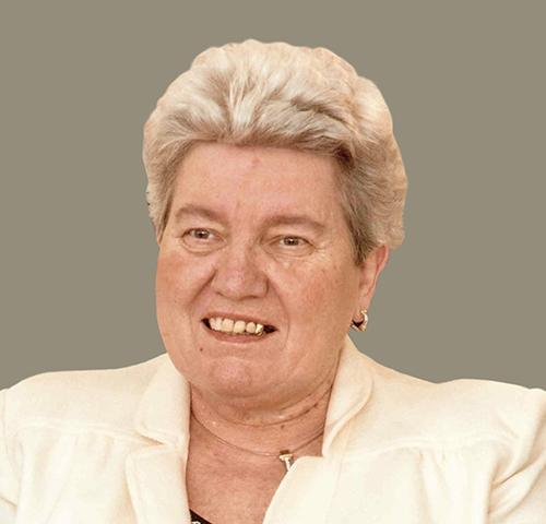 Overlijden Jeanine Van den Berghe